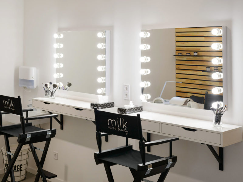 Milk House of Beauty - salon