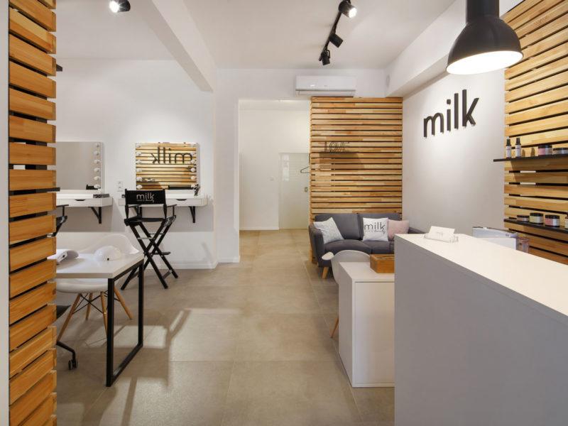 Milk House of Beauty - salon